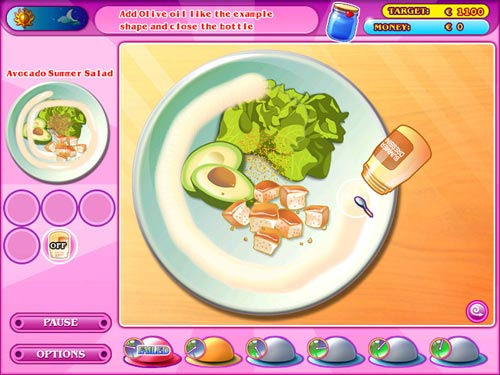 My Restaurant Games Free Online